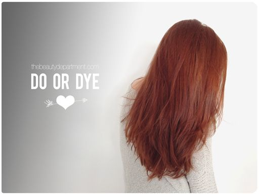 AT HOME ROOT TOUCH UP | Beauty department, Hair coloring and Red hair