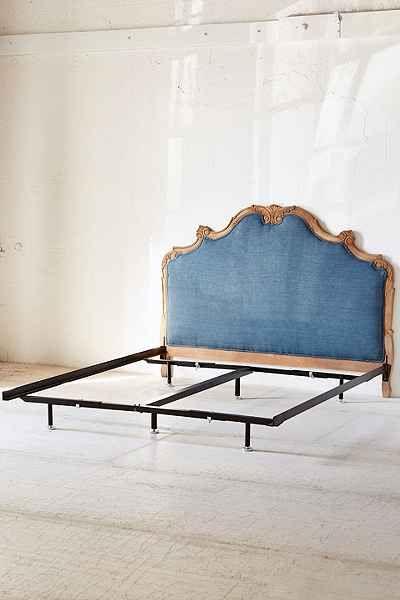 Basic Metal Bed Frame   Pinterest   Metal beds, Bed frames and Diy ...
