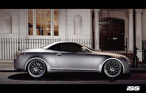 Lexus Sc430 20 Iss Spyder Lexus Sc430 Lexus Dream Cars