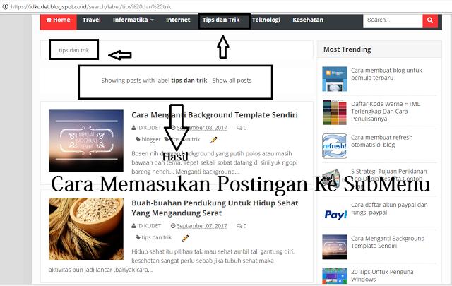 Pin Oleh Id Kudet Di Tips Trik Tips Blog Teknologi