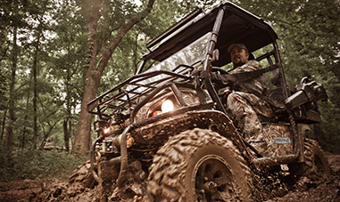 Hunting gear give away - 4x4 side-by-side ATV and an Ford F150, and much more.