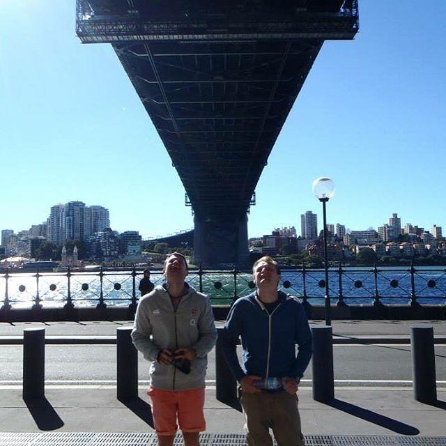 #sydneyharbourbridge #australia by alex_moore_89 http://ift.tt/1NRMbNv