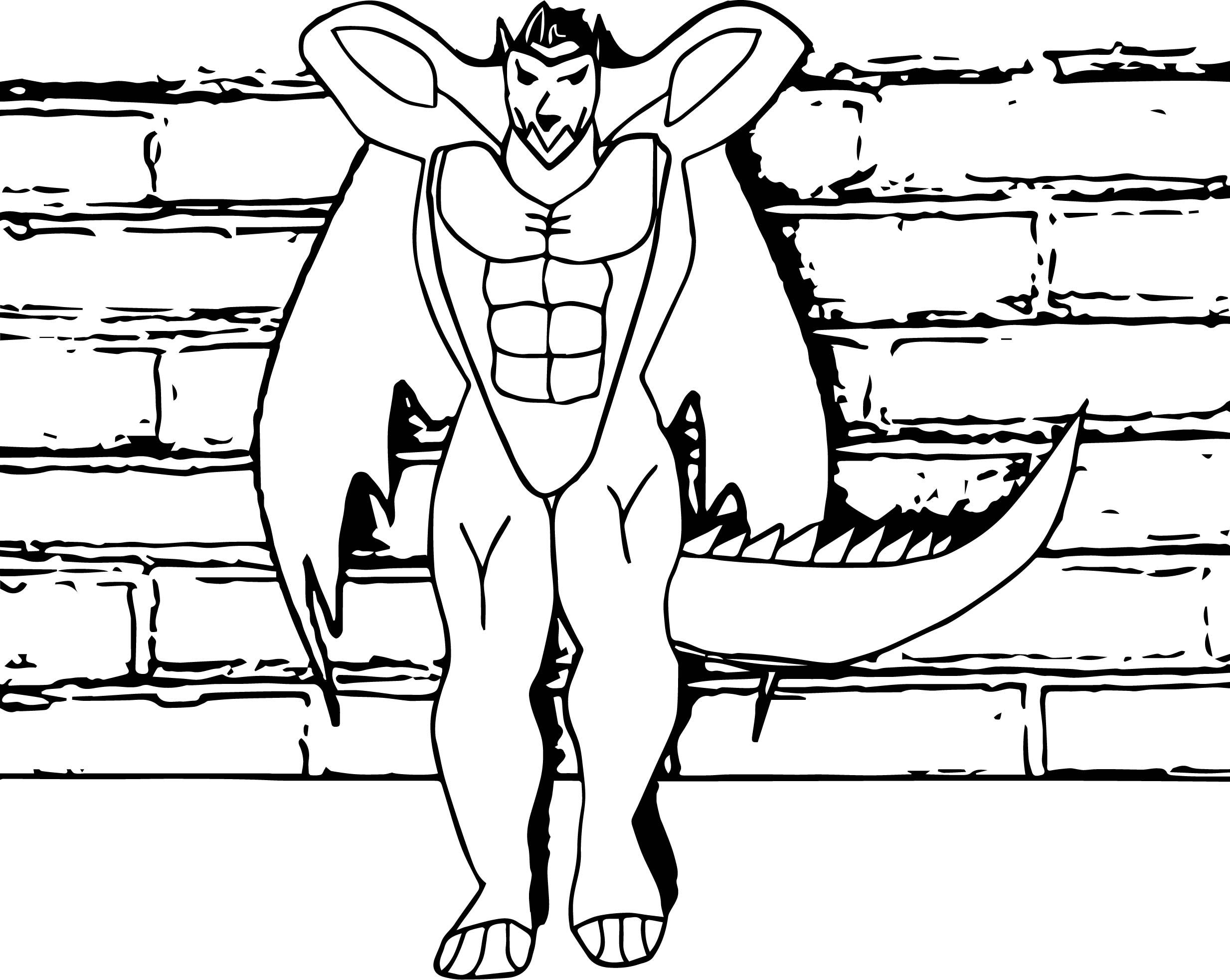 Nice Have A Rest On Wall American Dragon Jake Long
