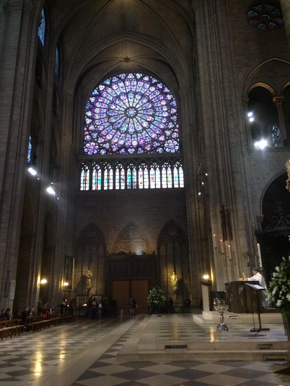 Notre Dame Cathedral (Paris, France): Address, Phone Number