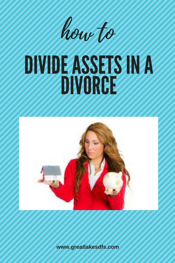 How to divide assets in a divorce 7 questions to ask