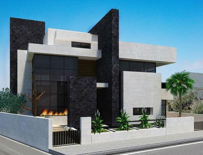 Alahmad 3 dise o casas modernas arquitectura y for Casa design moderno