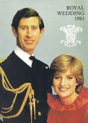 Royal Wedding Magazines - Princess Diana Remembered