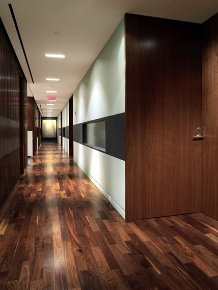 Investment Offices - Interiors by 3rd UNCLE design inc.