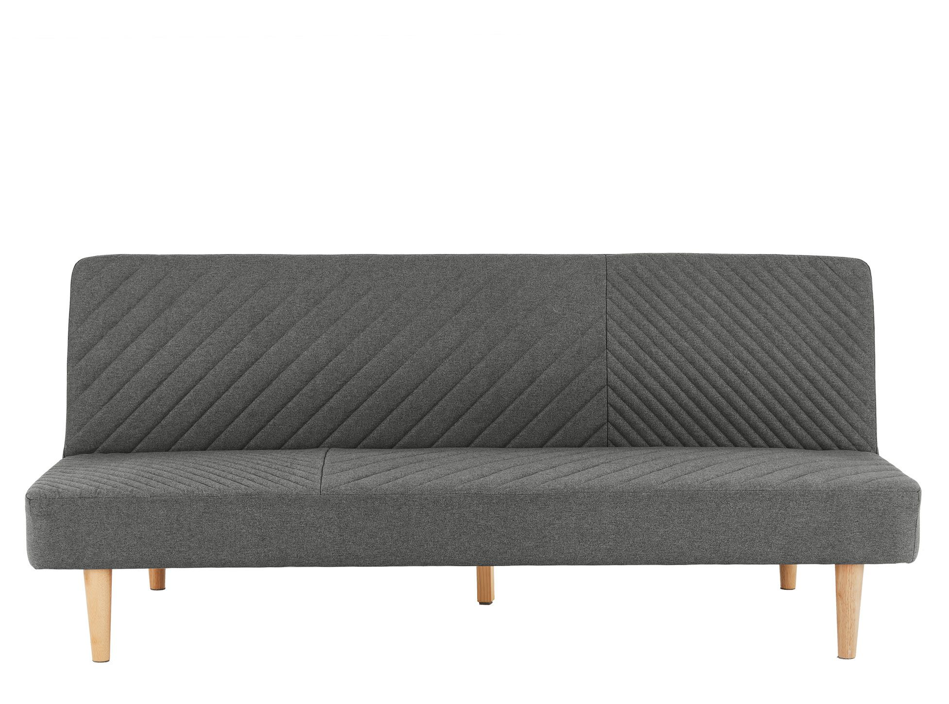 Bettsofa Outlet Made Click Clack Sofa Bed Marl Grey Express Delivery