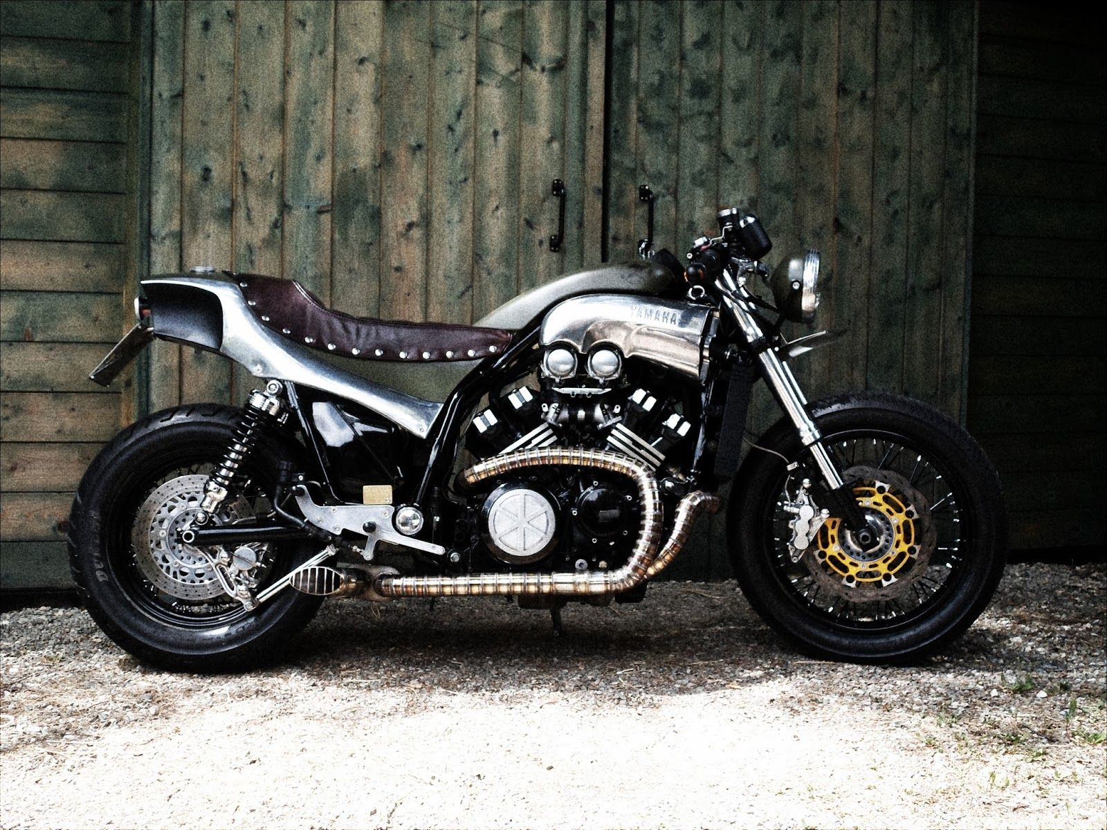 vmax 1200 cafe racer - google search | yamaha v-max, 1st & 2nd