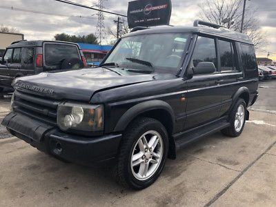 2004 Land Rover Discovery | Land rovers, 4x4 and Cars