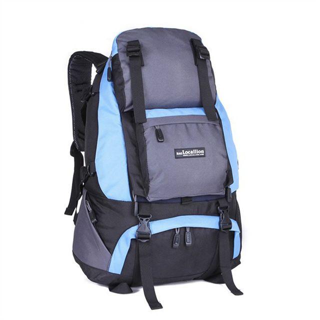 d11bff76ee52 Promotion price 40L Outdoor Backpack Camping Bag Waterproof Anti-tear Light Mountaineering  Hiking Backpacks Sport