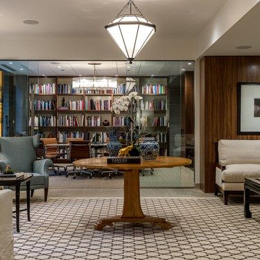 A Day with Chicago Designer Tom Stringer is part of Living Room Chairs Bookshelves - Tom Stringer holds the Windy City's historic spots dear
