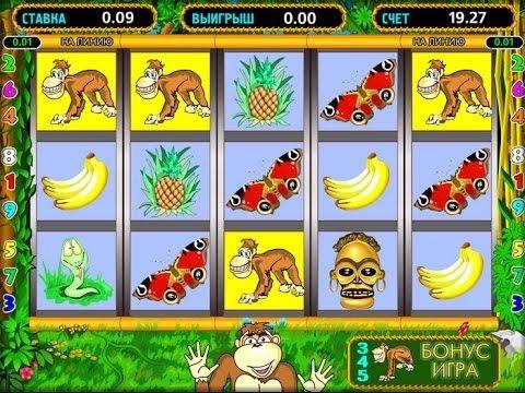 играть игровой автомат crazy monkey