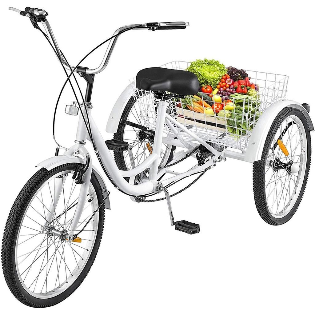 Adult Tricycle Single Wheel Bicycle 700 Adult Tricycle Trike