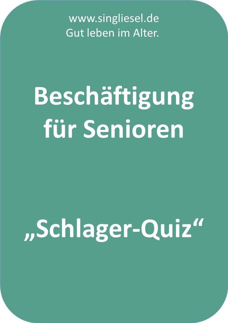 Schlager Quiz