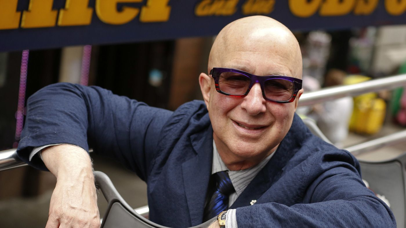 Not My Job Band Leader Paul Shaffer Gets Quizzed On