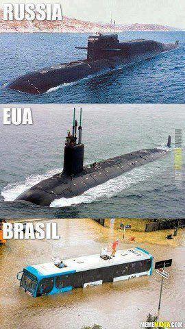 Estes são os submarinos utilizados em vários países!!  Veja mais em: http://www.jacaesta.com/estes-sao-os-submarinos-utilizados-em-varios-paises/