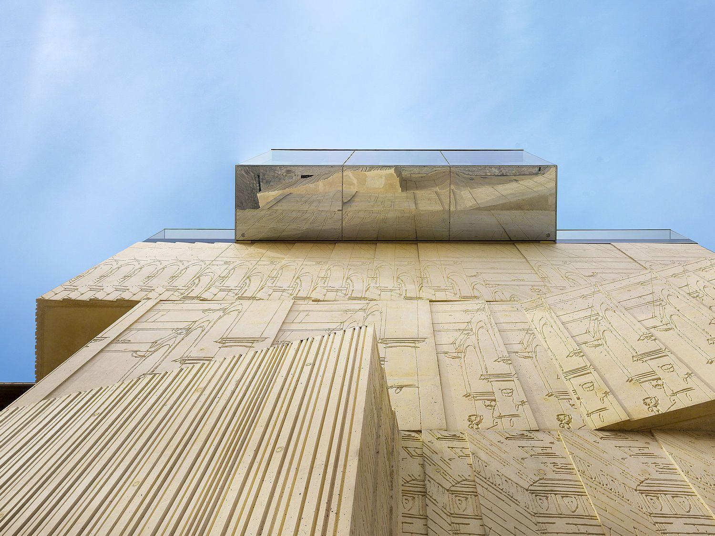 Museum für Architekturzeichnung Berlin, Custom-made   RECKLI - Design your concrete
