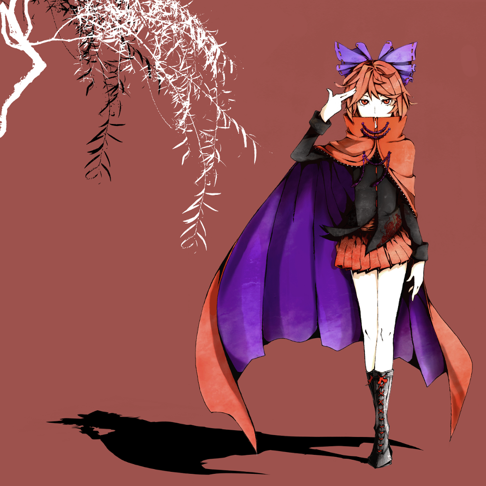 Pin by Phoenixwing on Sekibanki Touhou Project (東方
