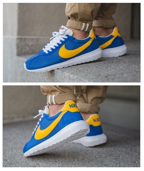 1c1a0909e77 Nike Roshe LD-1000: Blue/Yellow | clothes and kicks not only men's ...