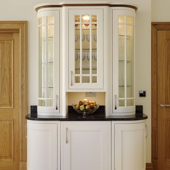 Kitchen Cabinets Ideas Kitchen Display Cabinet Darby Butchers Block Marble Top House Tours