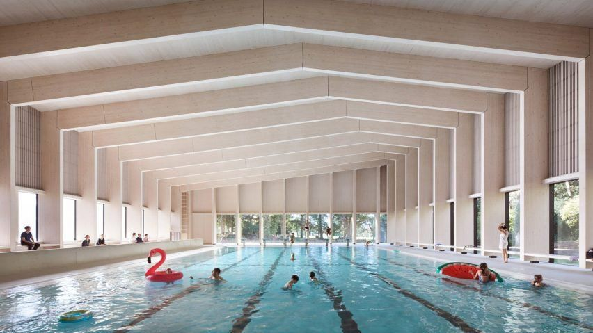 Pin by Donald Lindenmuth on Indoor swimming pools   Pinterest ...