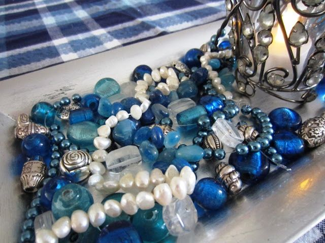 1-Minute Bible Love Notes: Beaded Centerpiece
