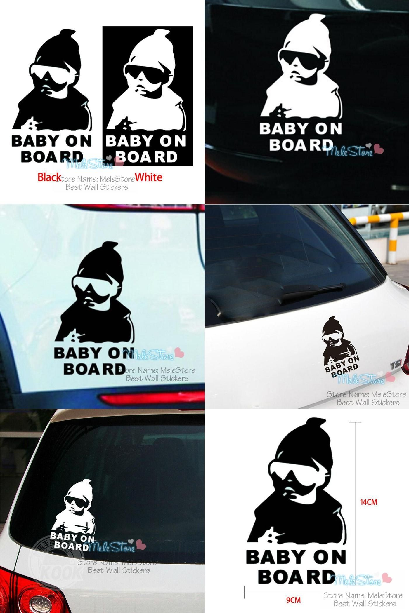 Visit To Buy Adesivo De Parede Super Cool Kids Baby On Board - Funny decal stickers for carsbest funny car decales images on pinterest funny cars