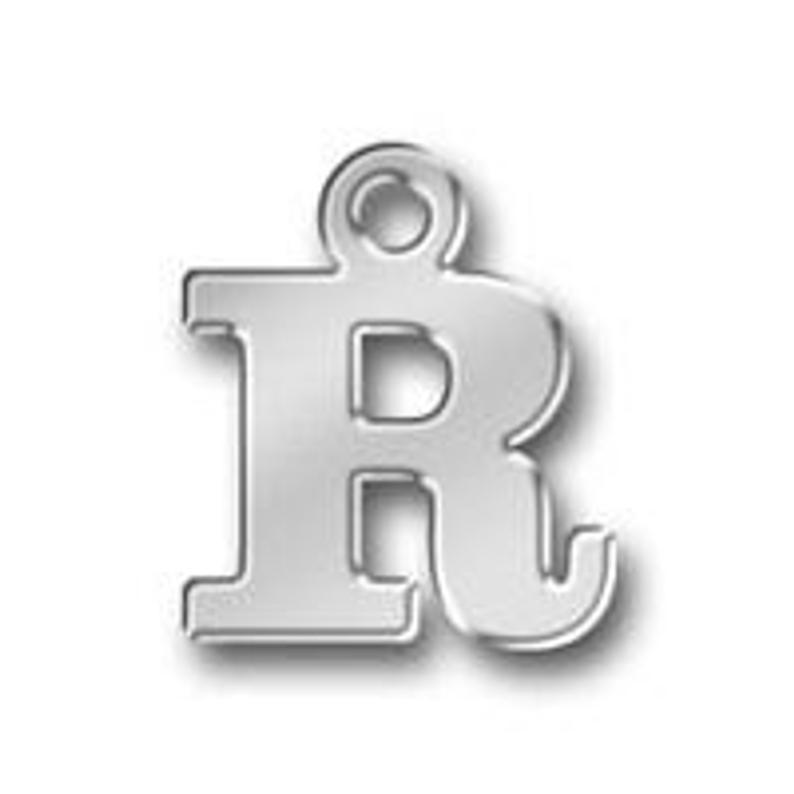 1 Initial Pendant Alphabet Letter R Silver Letter Charm Etsy In 2020 Letter Charm Necklace Letter Charms Initial Pendant