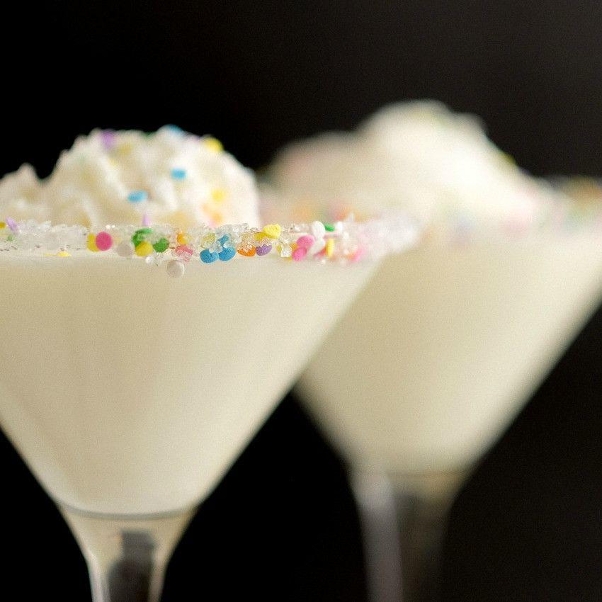 Birthday Cocktail Rim Sugar 21st Birthday Drinks Birthday Drinks