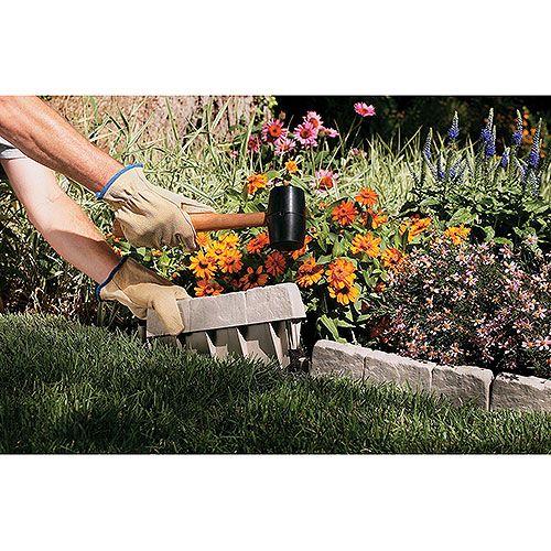 Suncast Border Stone Edging Garden Pinterest Stone 400 x 300
