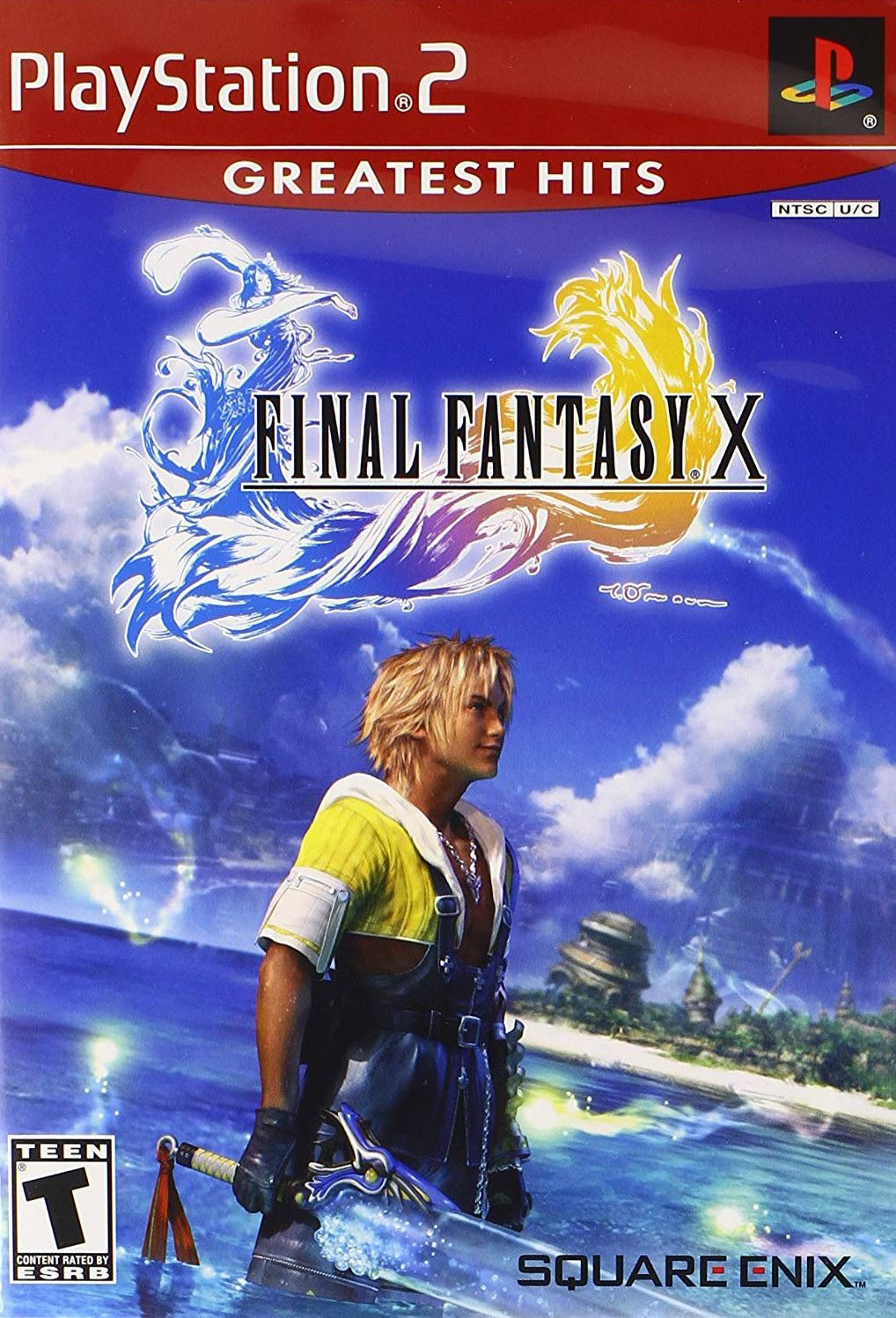 Finalfantasy x final fantasy x final fantasy ps2 games