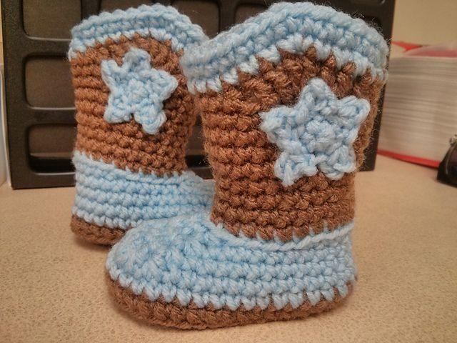 Free Cowboy Boot Pattern Tric E Croch Pinterest Cowboy