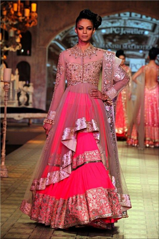 Indian Bridal Mehndi Dresses 2013 Ideas For Women