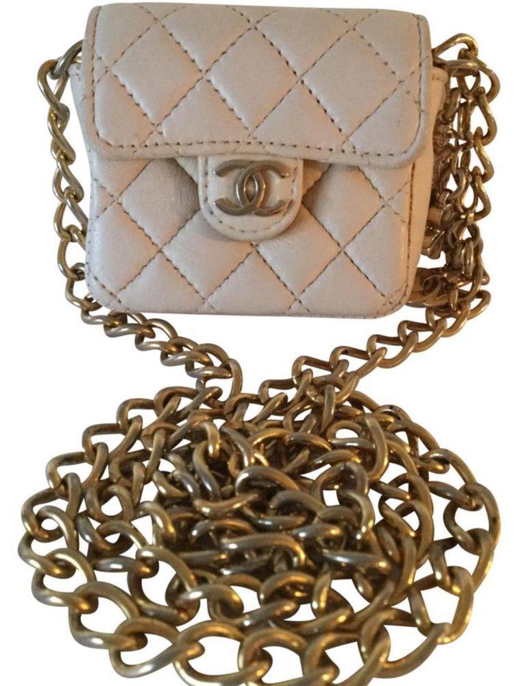 ea872997f880 RARE VINTAGE CHANEL MICRO MINI CHARM BAG | Designer Women's Fashion ...