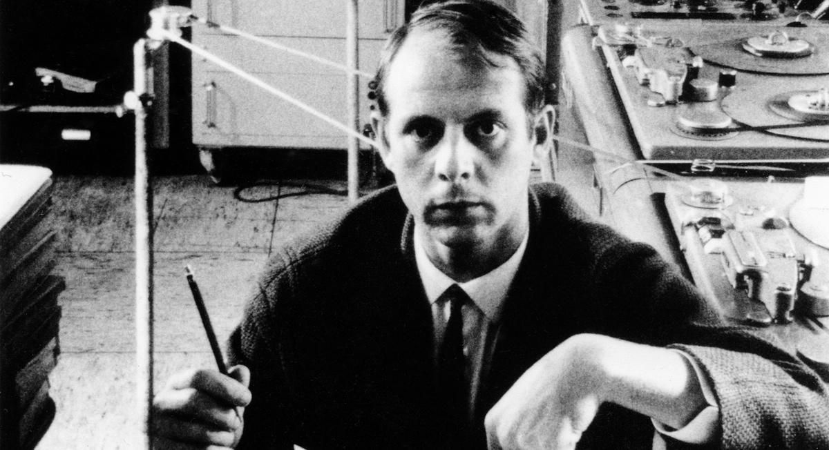 Crackle goes pop how Stockhausen seduced the Beatles