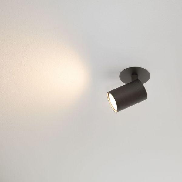 Deckenleuchte Ascoli, GU10, weiß, 3-flammig