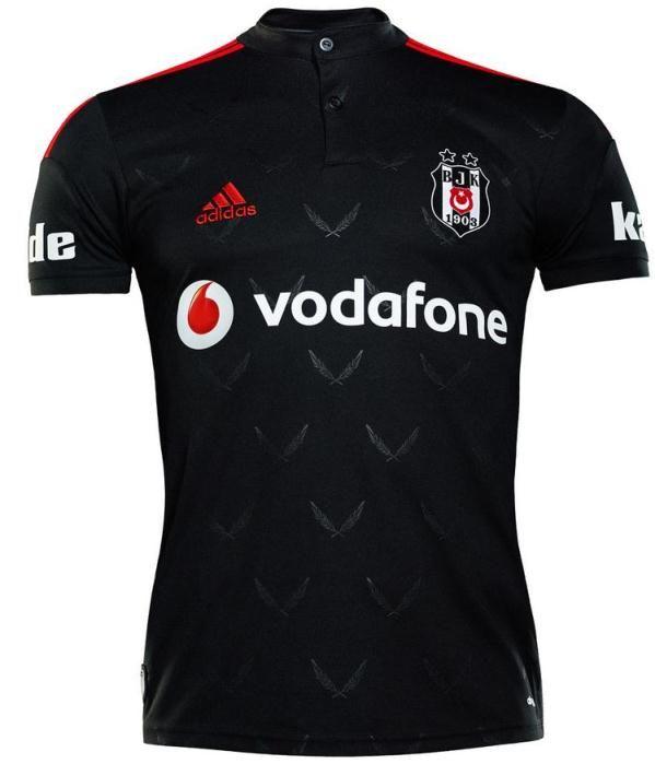 Besiktas Inspired Personalised Football baby grow vest kids t-shirt