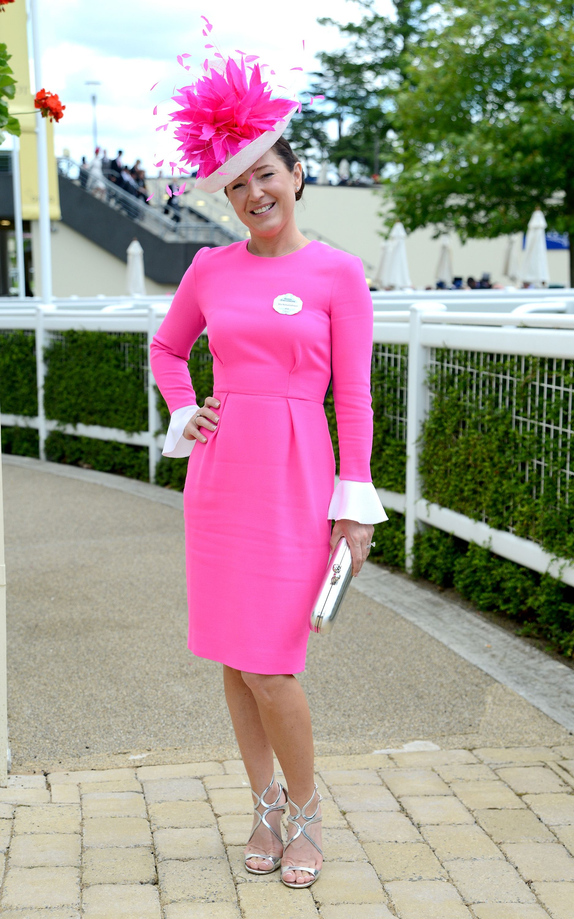 Royal Ascot 2014: Best Hats & Dresses At Ladies Day ...
