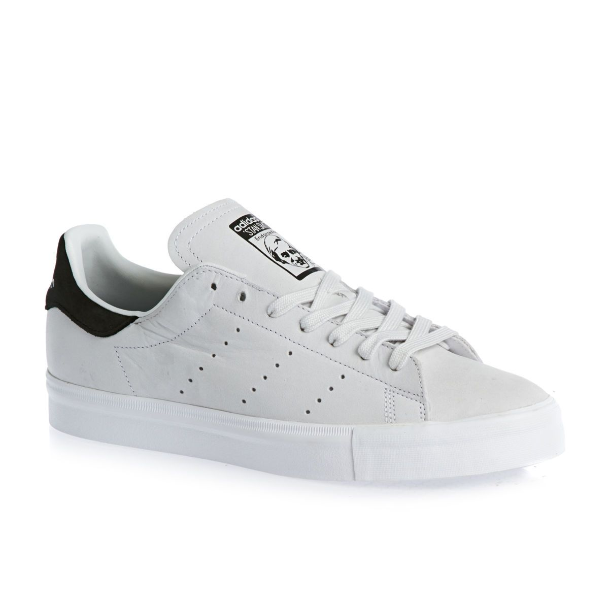 adidas originals stan smith vulc navy /white pumps shoes