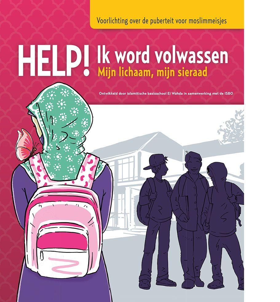 Seksuele voorlichting Meisjes werkboekje v2.indd