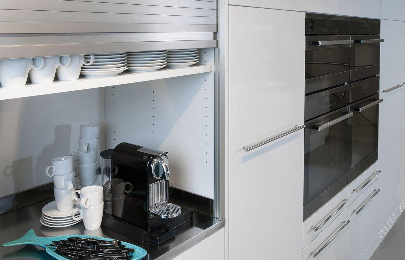 bildergebnis für küche rollo schrank | küchenideen | pinterest ... - Rollos Für Die Küche