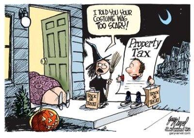 Image result for halloween tax joke