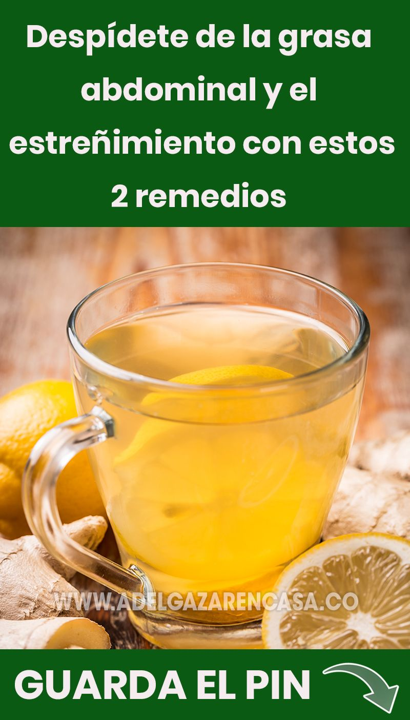Remedios Caseros Para Eliminar Grasa Abdominal