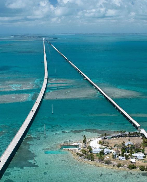 6 Kitschy Places To Visit On A Road Trip From Miami To Key West Marathons Marines And Bridge
