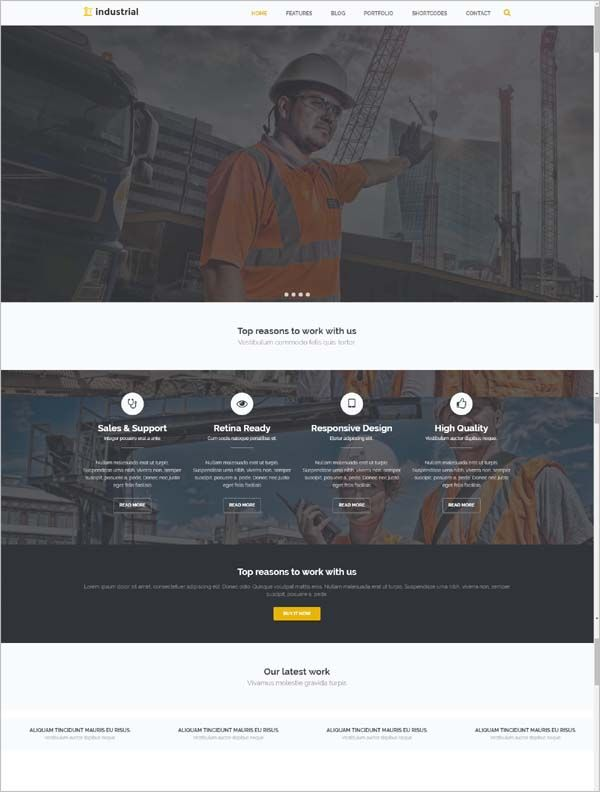20 Latest Premium Corporate Drupal Themes Group Board Graphic
