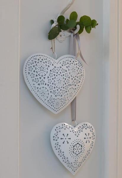 des cœurs métalliques