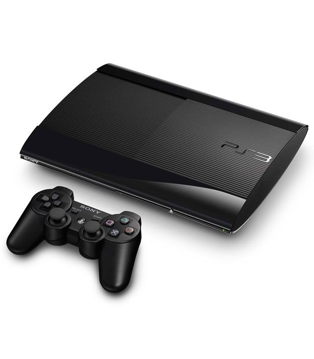 Buy Sony Playstation 3 Super Slim 500 Gb Pre Owned Online In India At Best Price Used Pre Owned Ps4 P Sony Playstation Playstation Playstation 3 Super Slim