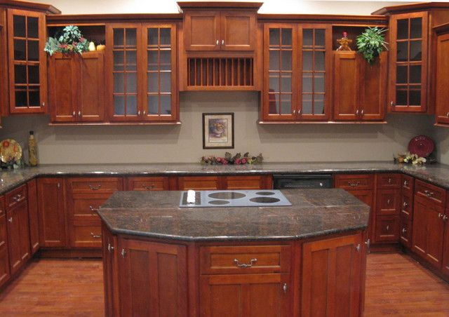 What Does A Shaker Style Cabinet Door Look Like In A Kitchen Set Alluring Designs Of Kitchen Cabinets 2018